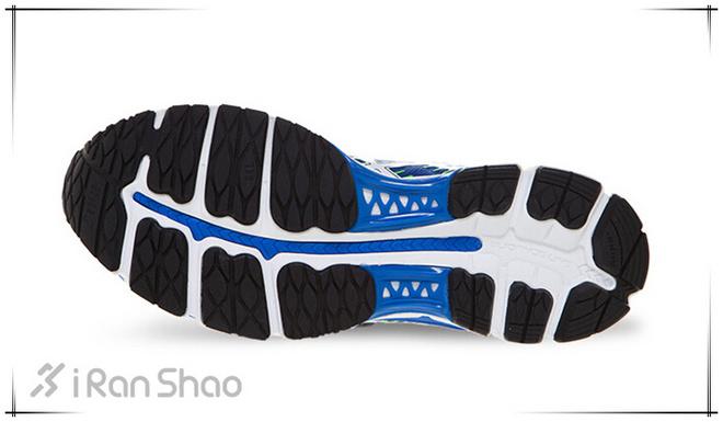 ASICS亚瑟士GEL-Nimbus17跑鞋鞋底