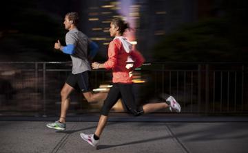 跑步時間選擇