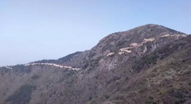 金华山越野系列赛—赤松站