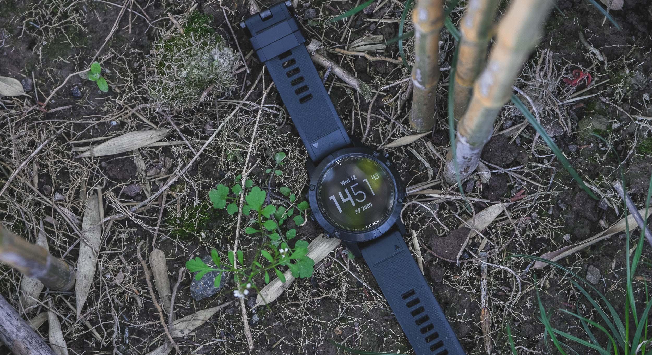 手表   钢铁之躯柔软之心 Garmin Fenix 5深度评测(二)