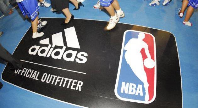 adidas放弃续约NBA球衣合同 他想干什么?