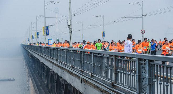 热点 | 2018武汉马拉松出签 全程中签率15.19%