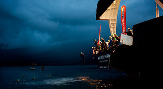 冷酷仙境与世界尽头-挪威人超级铁人三项赛