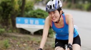 最软的心走最硬的路—女生纪元的铁三梦之Challenge Taiwan (上)