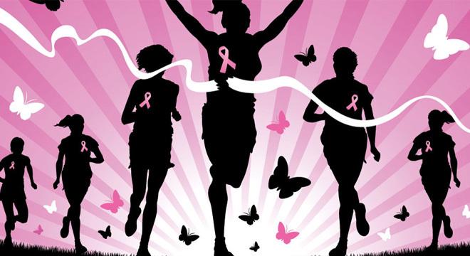 奔跑的粉红十月—融合时尚与慈善的马拉松慢跑鞋