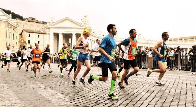 2017罗马马拉松