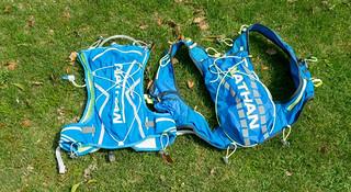 评测 | 越野双子星:Nathan VaporCloud & VaporAir 越野水袋背包