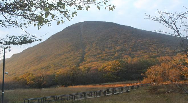 天目七尖秋季越野赛