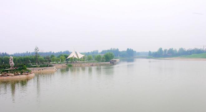 淄博高青千乘湖全国马拉松赛