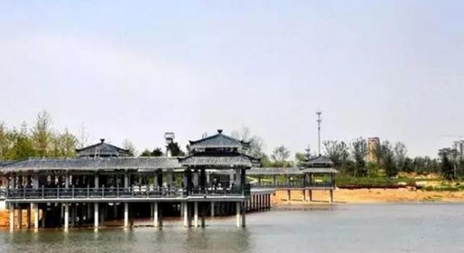淄博市第一届绿城-百合花园半程马拉松赛