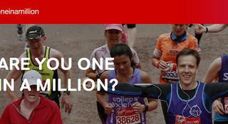漫跑英伦   伦敦马拉松的百万宝贝