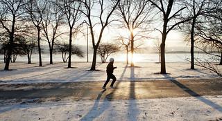 观点 | 为什么要在冬季坚持跑步