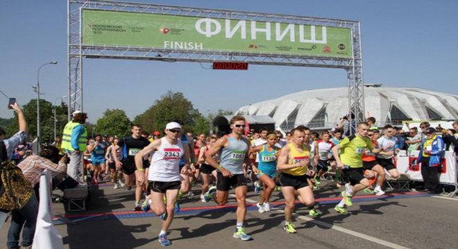 莫斯科音乐半程马拉松