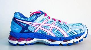 巅峰传奇——亚瑟士Asics GEL-Kayano 21慢跑鞋开箱