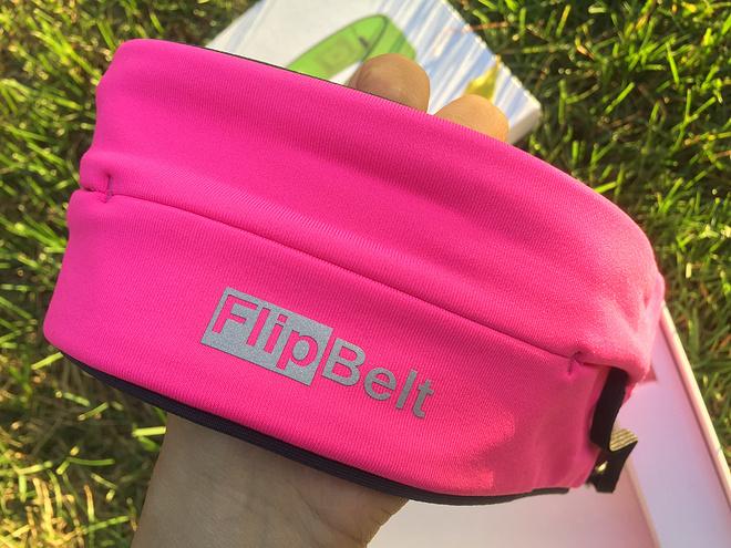 FlipBelt 运动腰带 测评