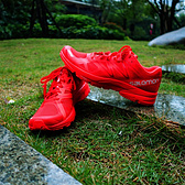 Salomon S-lab Sonic   小红鞋二代火红登场