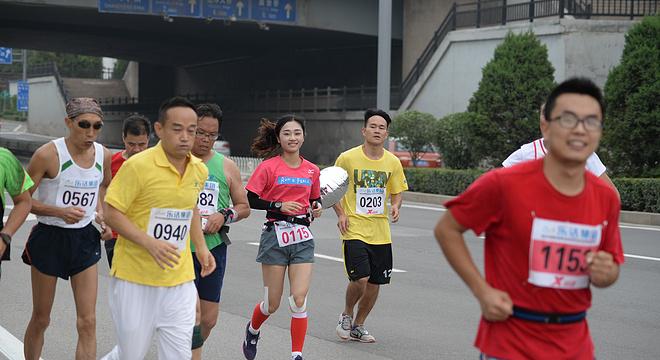 太原国际马拉松赛