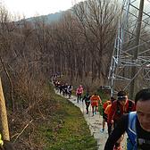 """""""奔泰体育""""杯 2017 南京老山100公里国际越野挑战赛"""