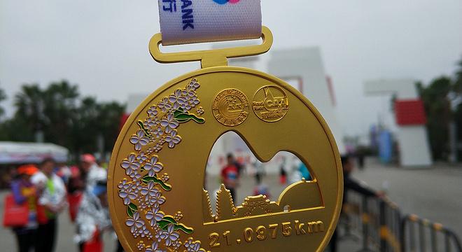 2017桂林国际马拉松赛