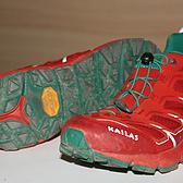 为干湿路面而生的Vibram® MEGAGRIP --- KAILAS FUGA 2.0 凯乐石越野跑鞋测评