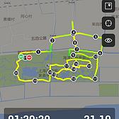 2017光明地产 • 上海奉贤半程马拉松赛
