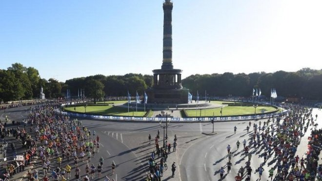 2017柏林马拉松