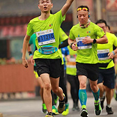 2017碧桂园西安国际马拉松赛