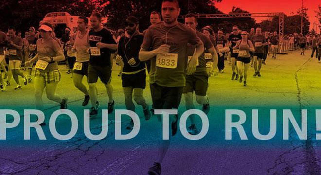 热点 | 彩虹旗下少歧视多理解 那些关于骄傲跑步的事