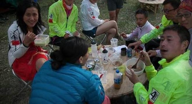 2013戈壁长征(极地长征中国站)的那些吃喝