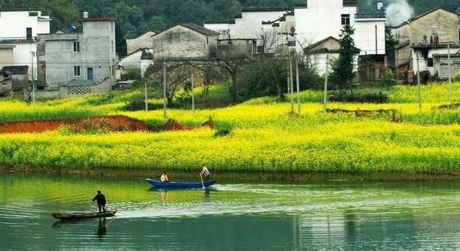 中国黄山·歙县新安江山水画廊国际马拉松