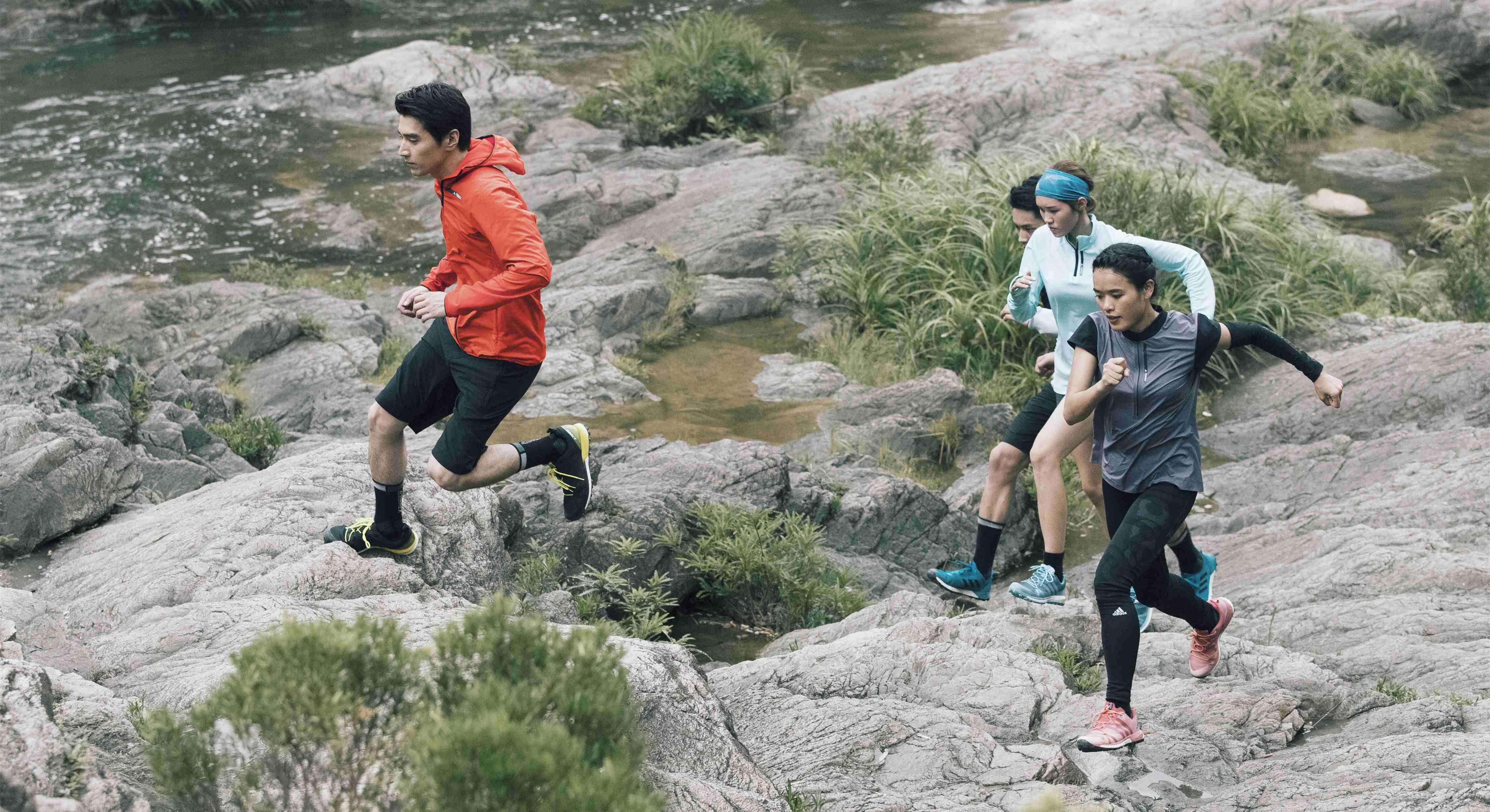 跑鞋 | adidas TERREX AGRAVIC GTX全能户外越野跑鞋