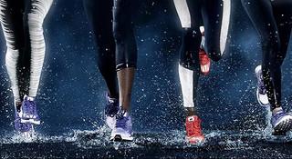温暖寒冬,闪耀黑夜—耐克Nike  Flash Pack夜光跑步系列