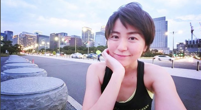 人物 | 小姐姐上田怜:可爱才是最高级的形容词