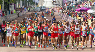 对比 | 决战里约 日美马拉松国家队实力PK