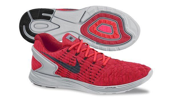 温暖这个冬天  耐克Nike Flyknit Lunarglide 6新品