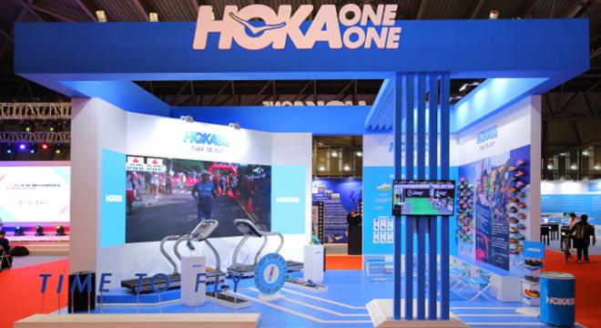 更强缓震更轻盈体验挑战更远征程 HOKA ONE ONE®携2017路跑全系列亮相上海国际马拉松赛前展