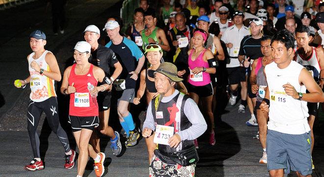 普吉岛乐古浪国际马拉松