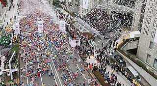 燃烧新快报 | 肯尼亚包揽东京马拉松男女冠军