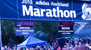 凭海临风—2014年奥克兰马拉松展望