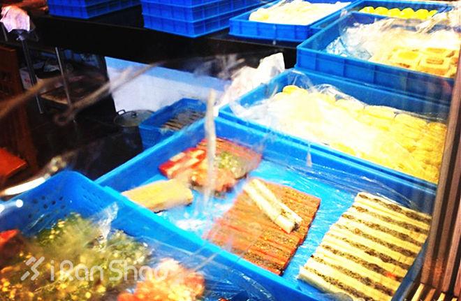 穆桂英美食