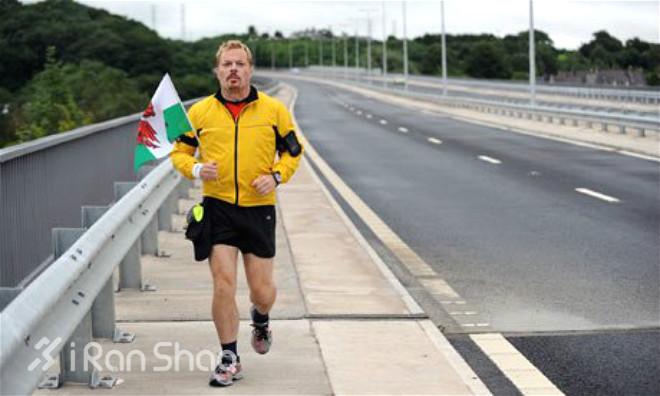 艾迪51天跑43场马拉松