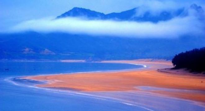 霞浦最美海岸线万米跑