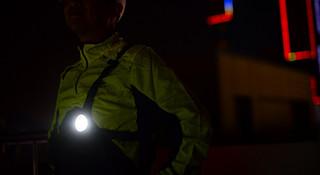 寒冷冬夜里的温暖明灯—Kalenji冬季夜跑装备