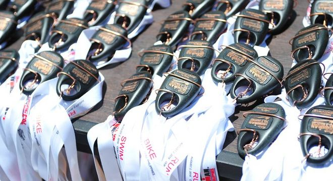 IRONMAN 70.3 亚太冠军赛