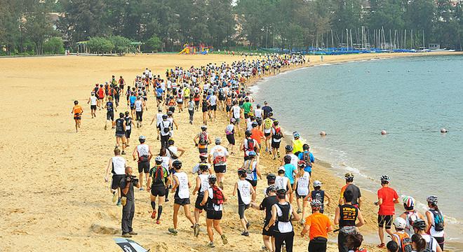动感亚洲短跑系列赛浅水湾站