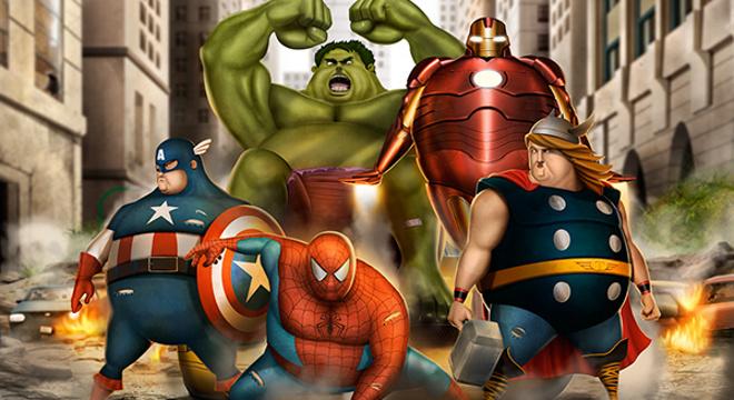 热点 | 超级英雄是怎样练成的