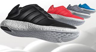 生活化的跑鞋—adidas正式发布春夏全新Pure Boost系列跑鞋