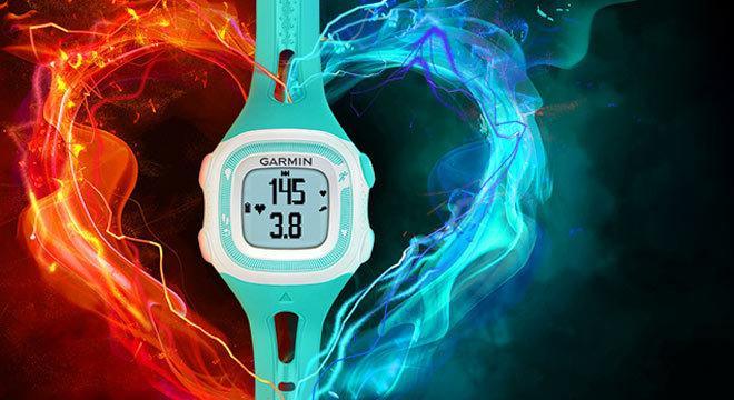 入门新概念—Garmin发表全新GPS运动手表FR15