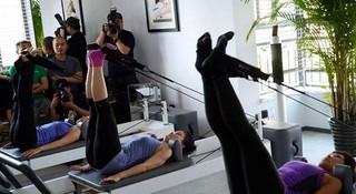 普拉提与跑步【四】动作的意识感与腿部排列