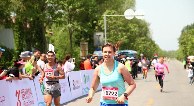 2017第二届北京妫河女子半程马拉松